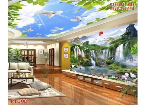 Tranh Phong Thủy PT308