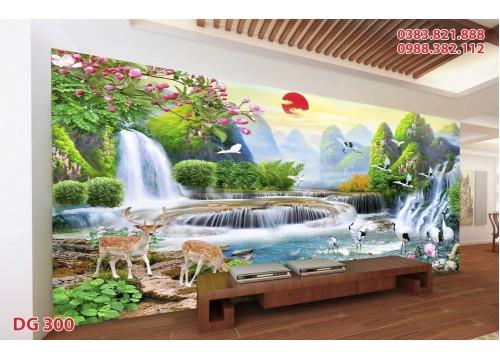 Tranh Phong Thủy PT300