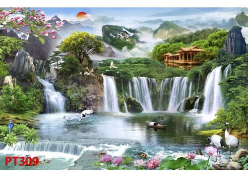 Tranh Phong Thủy PT309