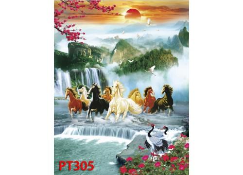 Tranh Phong Thủy PT305