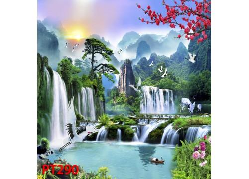 Tranh Phong Thủy PT290
