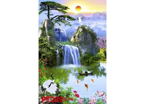Tranh Phong Thủy PT289
