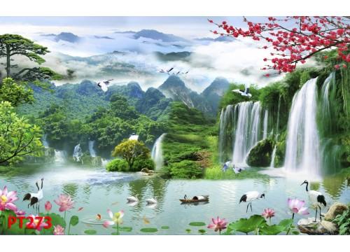 Tranh Phong Thủy PT273