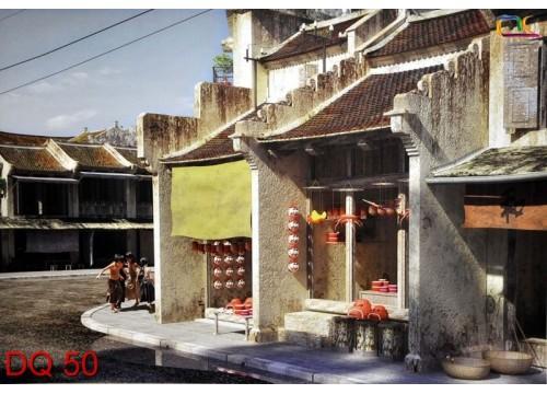 Tranh Đồng Quê DQ50