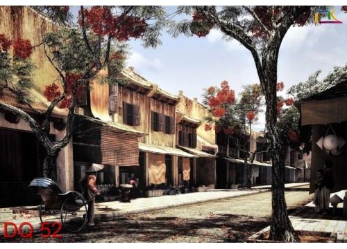 Tranh Đồng Quê DQ52