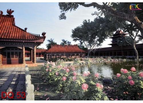 Tranh Đồng Quê DQ53