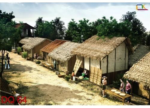 Tranh Đồng Quê DQ64