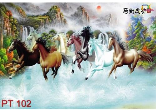 Tranh Phong Thủy PT102