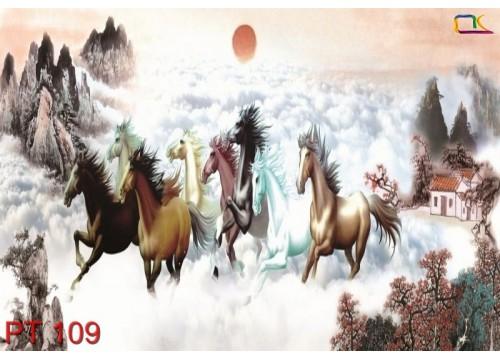 Tranh Phong Thủy PT109