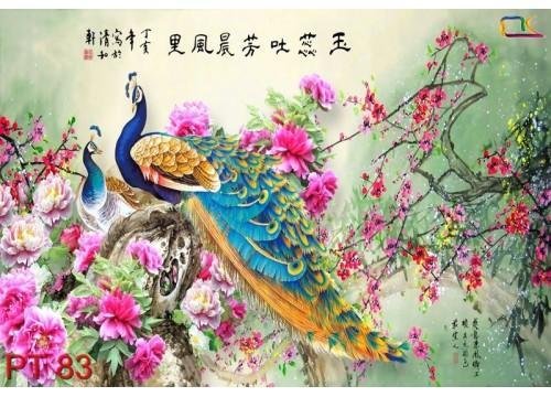 Tranh Phong Thủy PT83