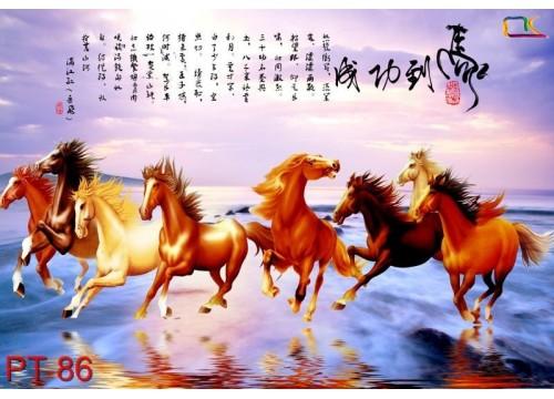 Tranh Phong Thủy PT86