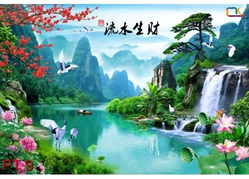 Tranh Phong Thủy PT9