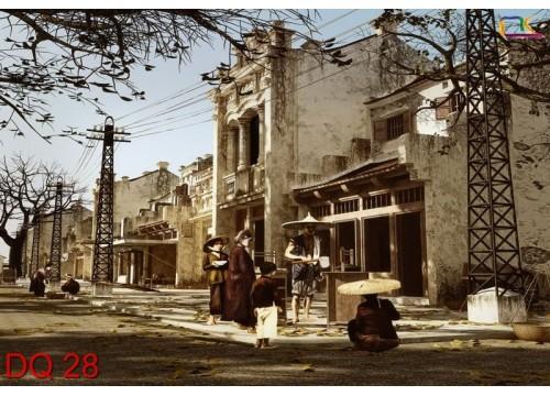 Tranh Đồng Quê DQ28