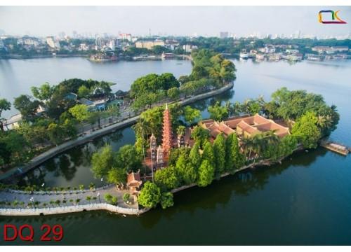 Tranh Đồng Quê DQ29
