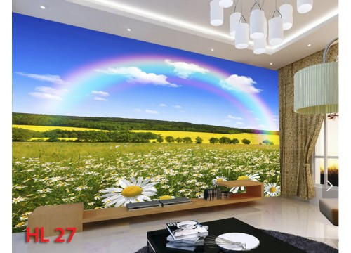 Tranh Hoa Lá HL27