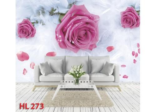 Tranh Hoa Lá HL273