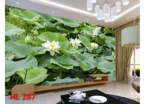 Tranh Hoa Lá HL287
