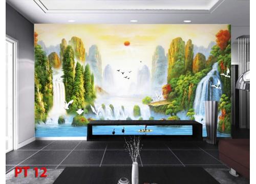 Tranh Phong Thủy PT12