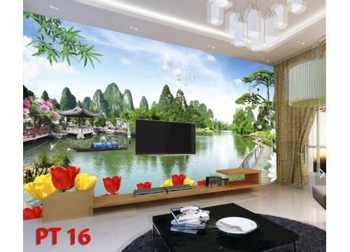 Tranh Phong Thủy PT16