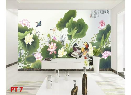 Tranh Phong Thủy PT7