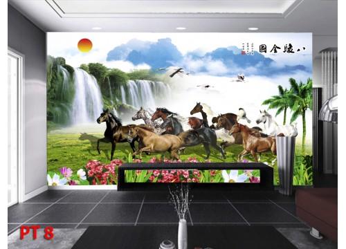 Tranh Phong Thủy PT8